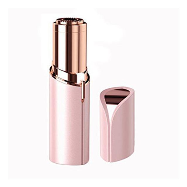 Electric Hair Removal Epilator For Women Facial Depilador  Safety Epilator For Women Body Face Mini Makeup Tool
