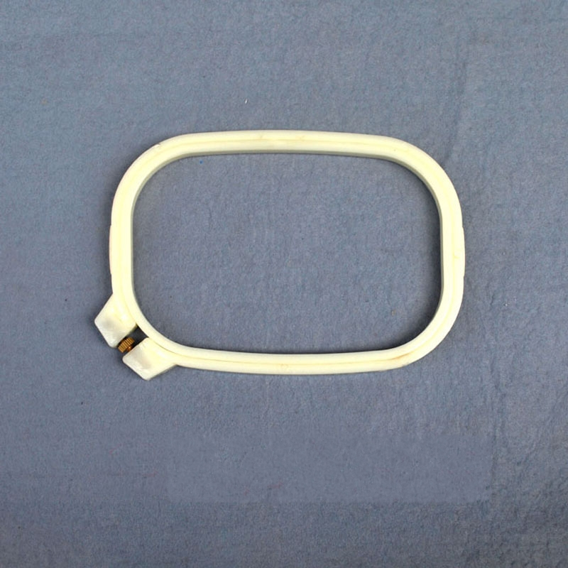 Wholesale 11*16cm MiniRectangle Embroidery Hoop Plastic