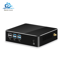 HLY ミニ PC コア i5 5200U 6200U 7200U ミニコンピュータ 4 UHD Windows 10 ベアボーン NUC HDMI VGA Wifi 4 * USB3.0 i5 PC
