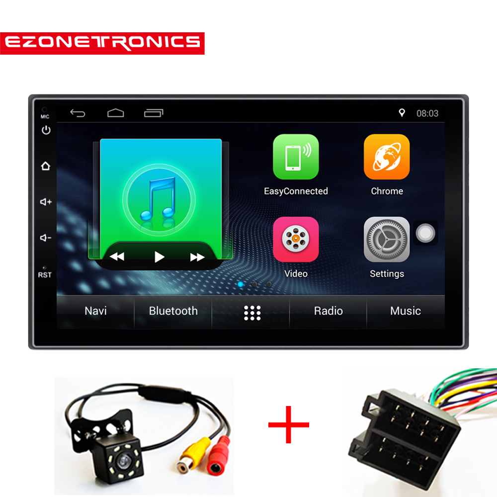 Android 7.1 Car Radio Stereo 2 Din 7