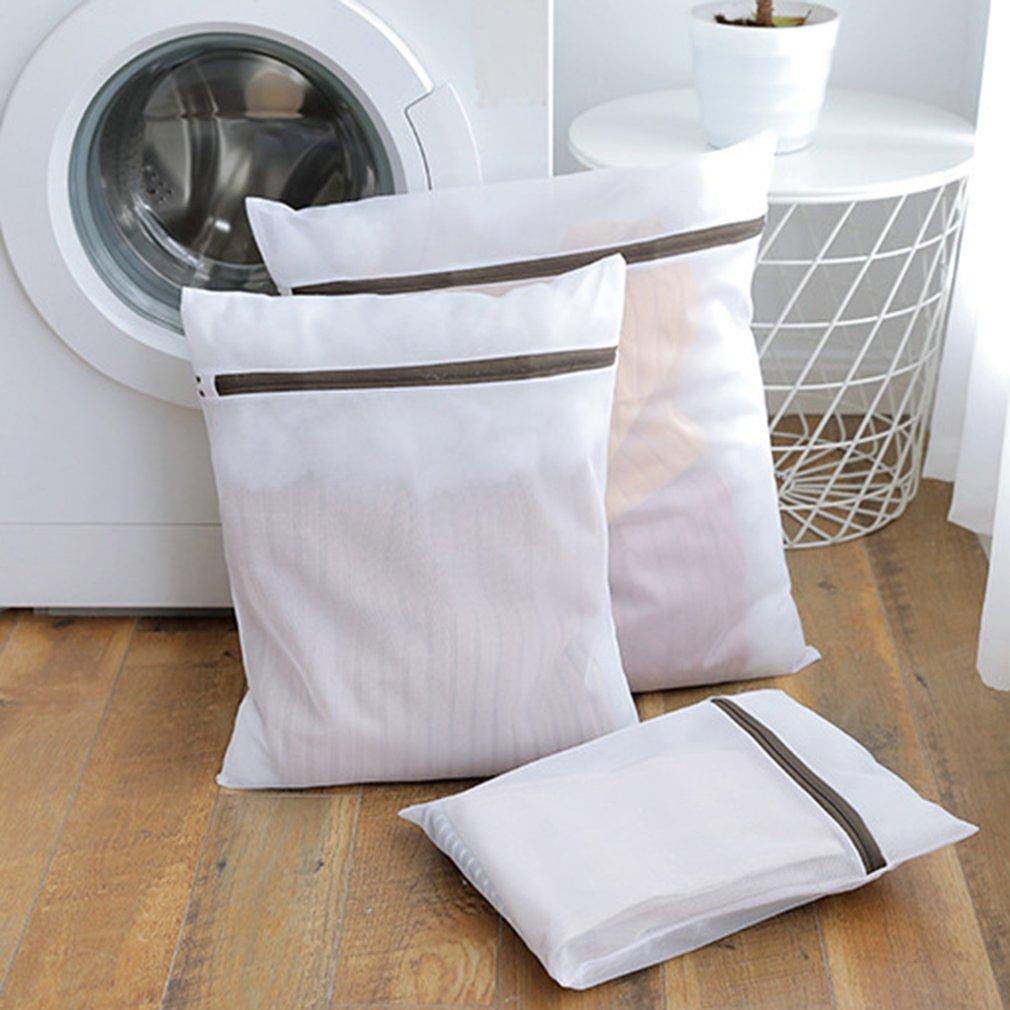 Laundry Bag Care Bag Fine Mesh Combination Set Household Wash Clothes Underwear Bra Washing Machine Mesh Bag Dropshipping