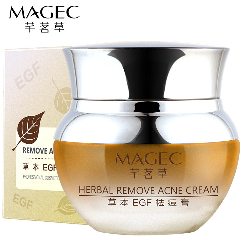Купить с кэшбэком Skin Acne Treatment Blackhead Remova Anti Acne Cream Oil Control Shrink Pores Acne Scar Remove Face Care Whitening