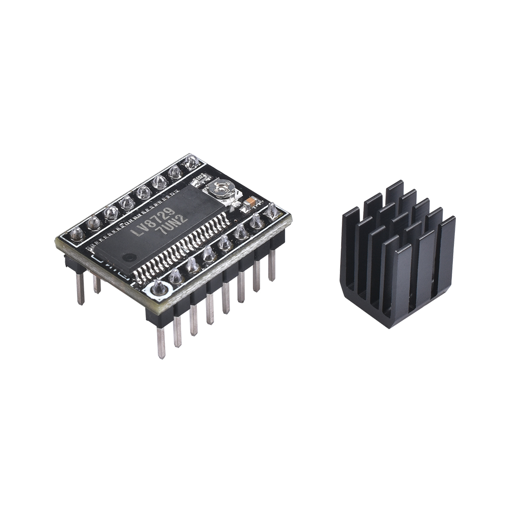 BIGTREETECH LV8729 Stepper Motor Driver 3D Printer Kit 4-layer Substrate Ultra Quiet Driver Controll 128 Subdivisions