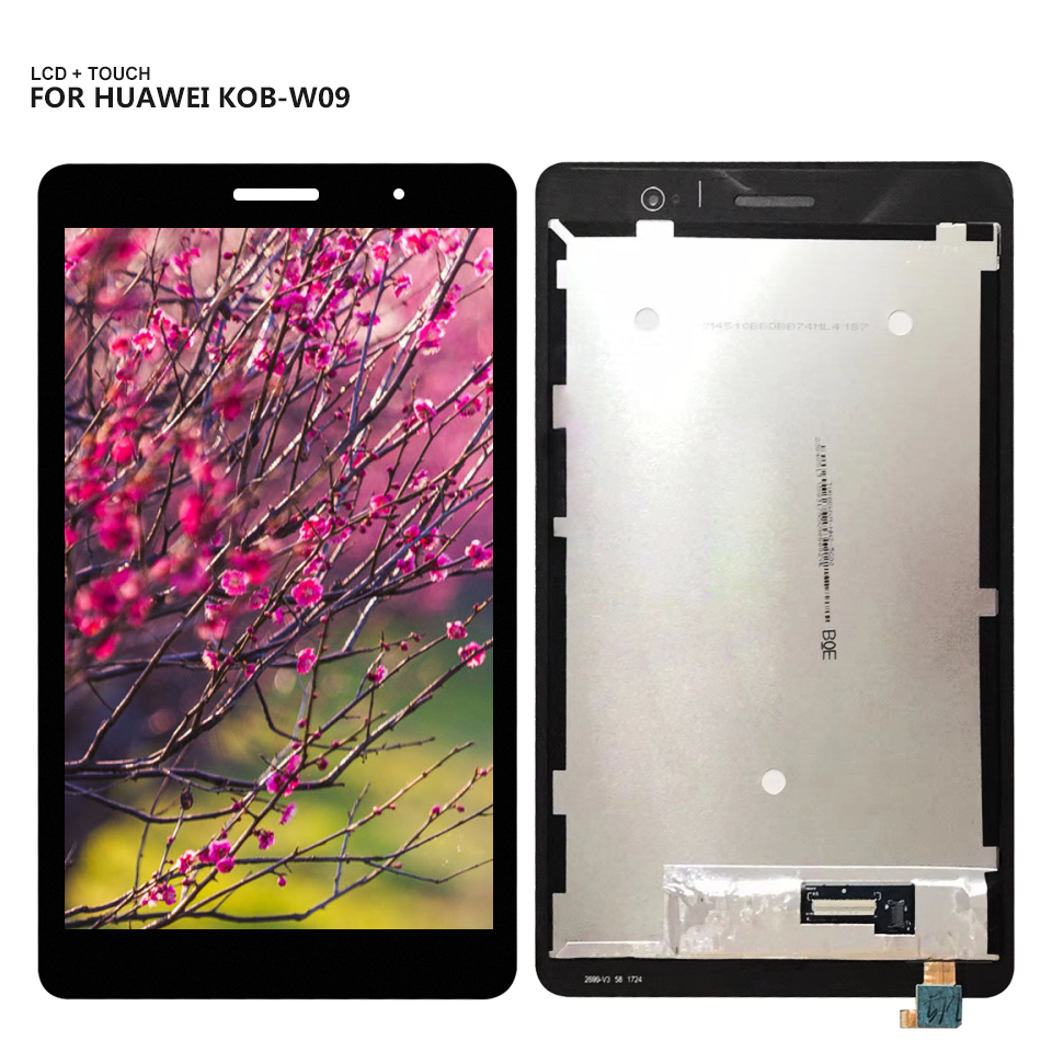 "For 8.0""Huawei MediaPad T3 8 KOB-L09 KOB-W09 LCD Display Digitizer Screen Touch Panel Sensor Assembly + Tools"
