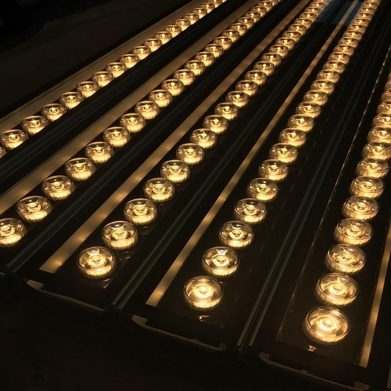 JOYINLED fábrica IP65 impermeable al aire libre luz Led arandela de la pared de la luz de 36 W de alta potencia Blanco/Rojo/RGB/ luz de lavado LED azul/verde - 5