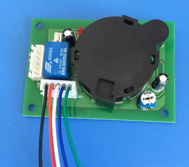 Fast Free Ship 2pcs/lot DC9V 10UA Smoke Sensor/Relay Output Smoke Detectors/Smoke Sensor Module Smoke induction Sensor Module ...