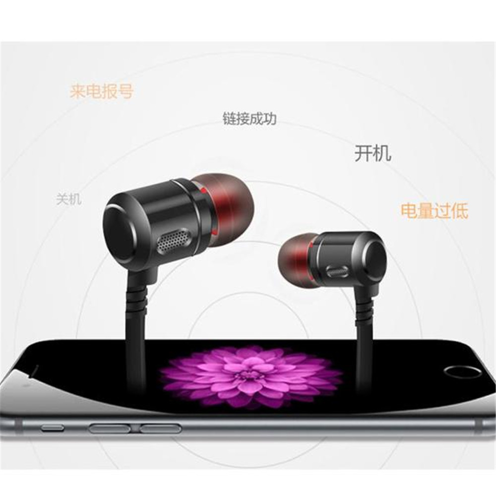 Bluetooth Wireless In-Ear Stereo Headph In-Ear Stereo Sports Earphones phone air pods Sport headphone in ear Headphones with mic