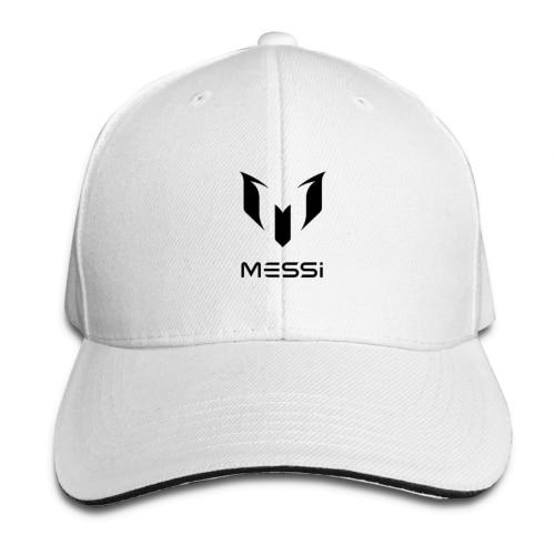 Unisex Adult Baseball Cap Barcelona MESSI Print Mens Womens Baseball Caps  Adjustable Snapback Caps Hats Man Femal Hat-in Baseball Caps from Apparel  ... cf69b4cbc
