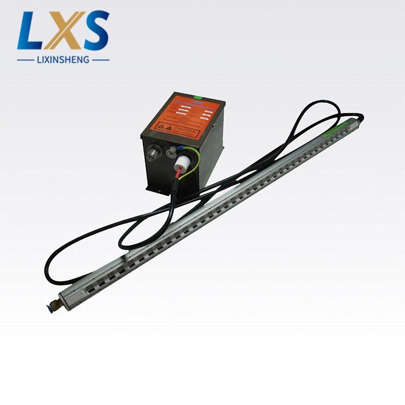 L1200x1270mm Deux Éliminer Anti statique Ion Bar Avec 7KV générateur de tension