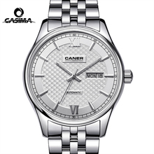 Mens Watches Top Brand Luxury Automatic Mechanical Watch Casima Relogio Masculino Fashion Business Male Wristwatches Men Clock tevise top brand men s automatic mechanical watches fashion gold zodiac sports business male watch relogio automatico masculino