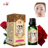 Shanghai oogzorg Rose olie samengestelde essentiële natuurlijke oliën eye patroon verstevigende anti oog rimpel massage kraaienpootjes huid care