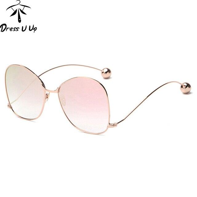 e948b15b9d4af DRESSUUP Bola Curva Da Perna Do Moderno óculos de Sol Dos Homens Das  Mulheres de Marca