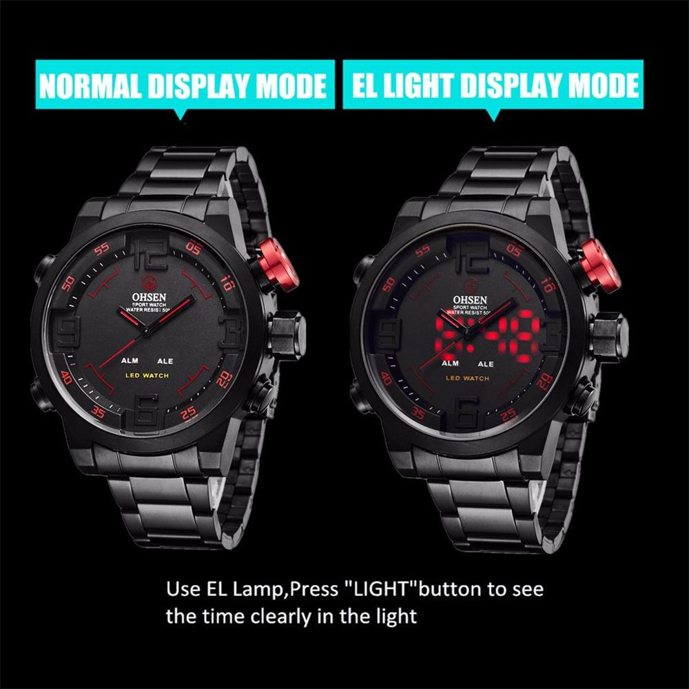 New Watch Men's Military Watches Sports Quartz Wristwatches (12)