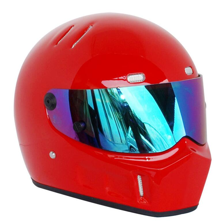 Casque moto Star Wars FRP SIMPSON, casque cochon Star Wars ATV-1 Stig., Capacete
