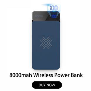 ROCK-8000mah-Wireless-Charger-Power-Bank-For-iPhone-X-8-plus-ROCK-Portable-Wireless-Charging-External