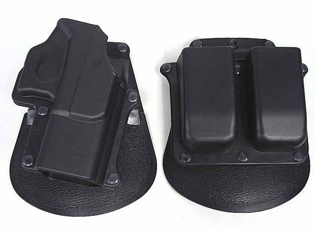 Polymer Retention Roto Holster for Glock 19/23/25/28/32 - Rechterhand - Jacht