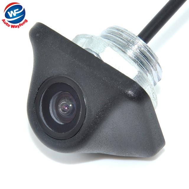 Autó hátsó nézet hátulról kamera Elölnézet Fordított - Autóelektronika