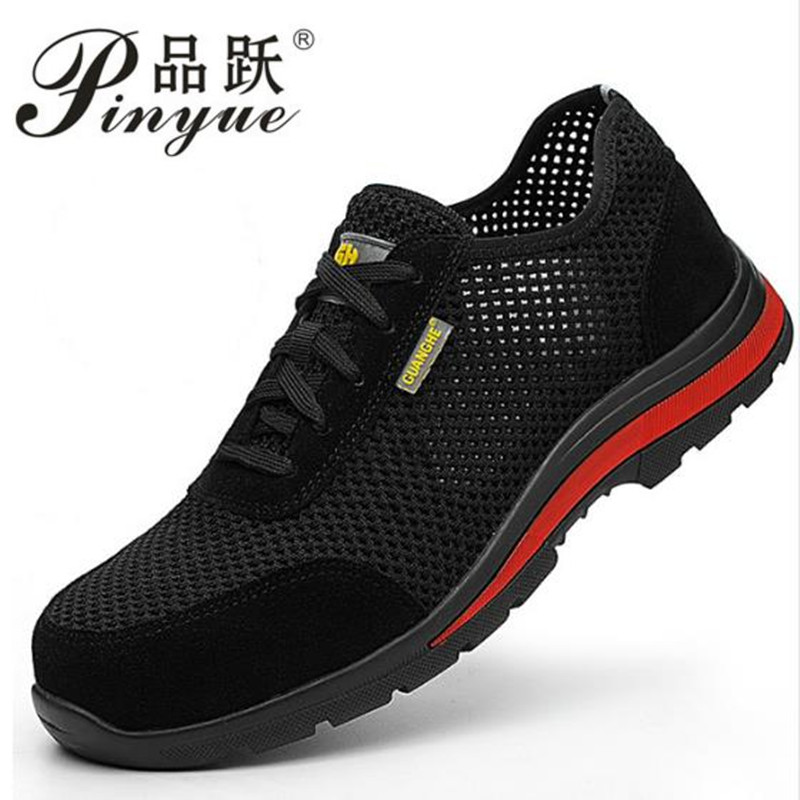 2018 new fashion Anti skid safety shoes work shoes men rubber sole and rubber sole breathable process rubber work shoes ce certification tigergrip rubber anti slip work shoes s size women protective safety shoe covers lady s kitchen shoes