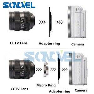 "Image 5 - 25 מ""מ F1.4 עדשת טלוויזיה במעגל סגור טלוויזיה בסרט + C הרכבה 1 AW1 S2 J4 j5 J3 J2 J1 V3 V2 V1 C NI C Nikon 1"