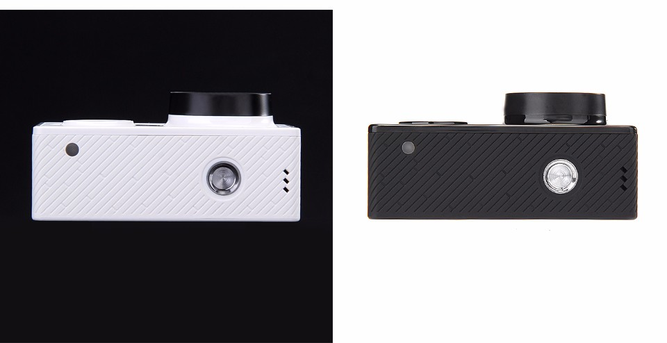 [International Edition]Original Xiaomi YI Action Camera Xiaoyi 1080P Sports Camera WiFi 3D Noise Reduction 16MP 60FPS Ambarella 32