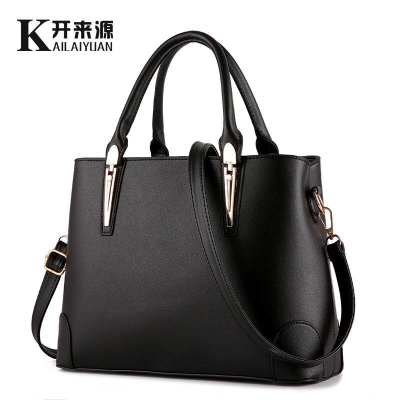 ФОТО 100% Genuine leather Women handbag 2017 New Sweet fashion handbag Crossbody Shoulder Handbag women messenger bags