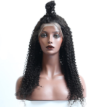 Kinky Curly 360 Lace Frontal Wigs With Natural Hairline 180% Density Pre Plucked Brazilian Remy Human Hair Wigs You May