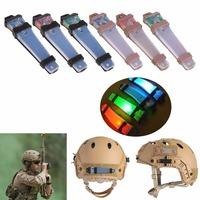 Tactical Sport Helmet Outdoor Safety Light LED For Airsoft Bike Sports Driving