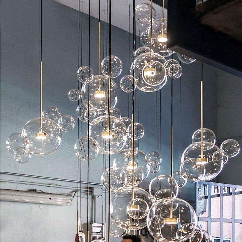 Lamp Lighting: Aliexpress.com : Buy Postmodern Minimalist Molecular