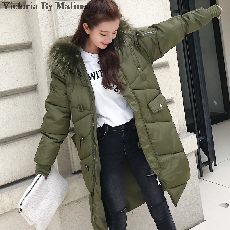 Woman Parkas Female Overcoat Winter Coat Women Warm High Quality White Duck Down Jacket Feather Coat 2017 New Winter Army Green 3d print parts cnc machine linear rail slide hgw20mm 20mm 1pcs 20mm l 200mm 2pcs hgw20ca carriage