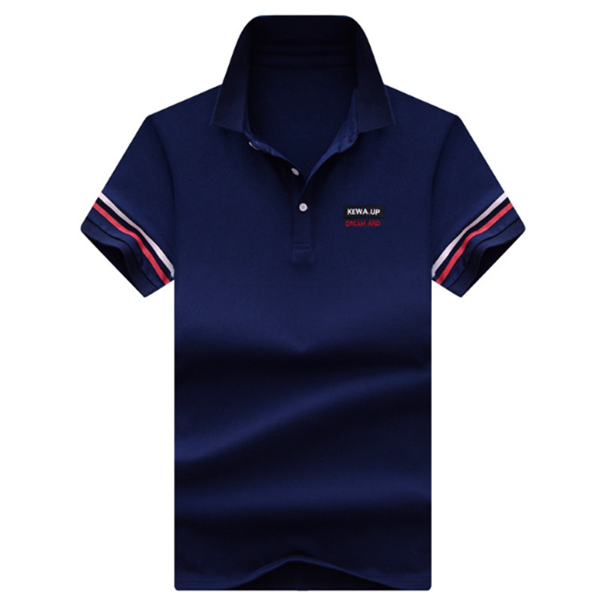 BDLJ high-end brand students polos men's high quality polo shirt men's business casual polo shirt, men's polo shirt, mm-4xl.