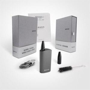 Image 5 - 2019 最新のオリジナル IBACCO 2.0 タバコ熱なしバーン気化器 2600mah 蒸気を吸うキット電子タバコ味