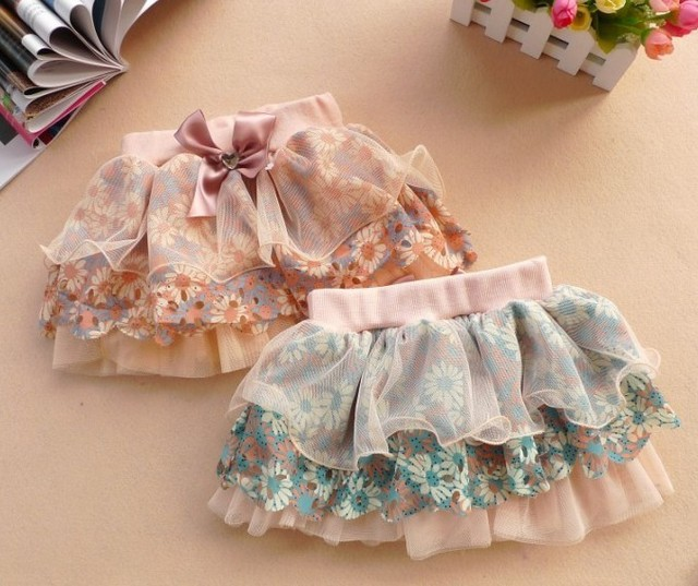 Adorable Baby Girls skirts