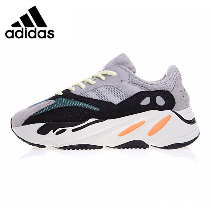 Adidas Yeezy Boost 700 Men's Running Shoes, Grey, Shock Absorption Wear resistant Breathable Non slip B75571