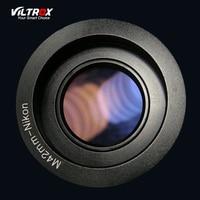 Viltrox M42-Nikon Lens Adapter Ring With Lens Infinity Focus For M42 Lens to Nikon F Mount D700 D800 D3100 D3300 DSLR Camera