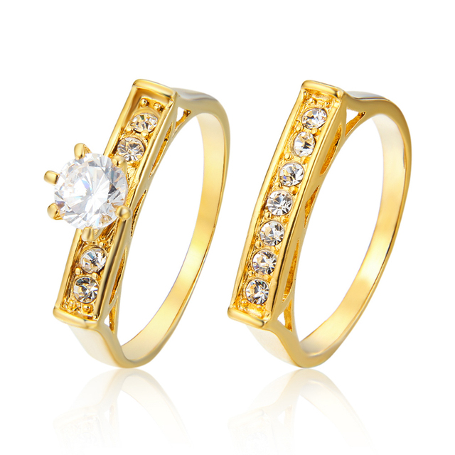 female geometric sets for gold male wedding junxin steel yellow plated men stainless color item rings ring aliexpress design