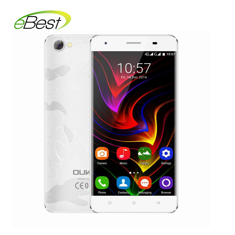 bilder für Neue Oukitel C5 PRO Handy 5,0 zoll 1280x720 Android 6.0 MTK6737 Quad Core 1,3 GHz 8.0MP 2G RAM 16G ROM Dual SIM