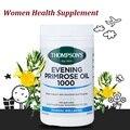 NewZealand Thompson Evening Primrose Oil Women hormonal balance Relieve arthritic pain & PMS symptom Reduce breast tenderness
