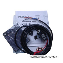 Оригинальная Keyence PZ2-61 PZ2-62, квадратный регрессии отражение фотоэлектрический датчик
