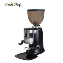 Coffee Grinder Maker Commercial Heavy Duty 350W High Power burr Electric Beans Nuts Grinders