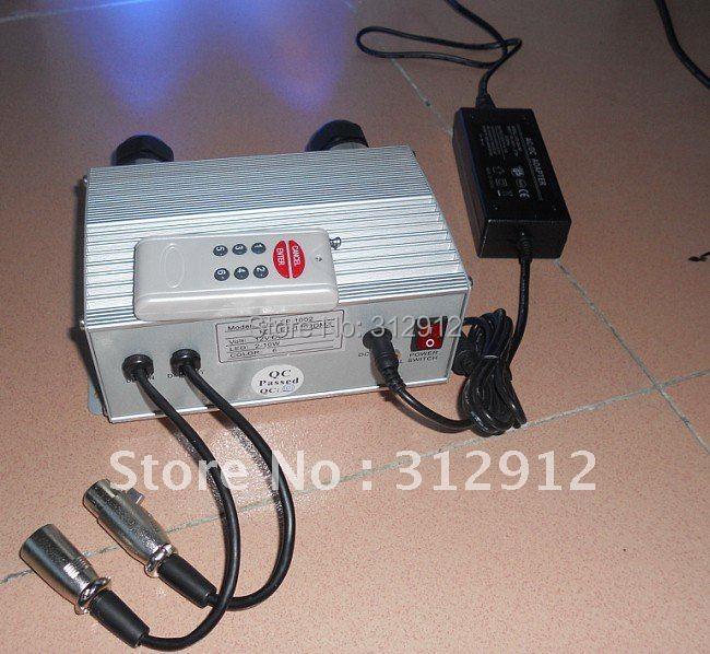 Lef 1002dmx; 10*2 Вт светодиодные двигатель с пульта дистанционного управления с функцией DMX
