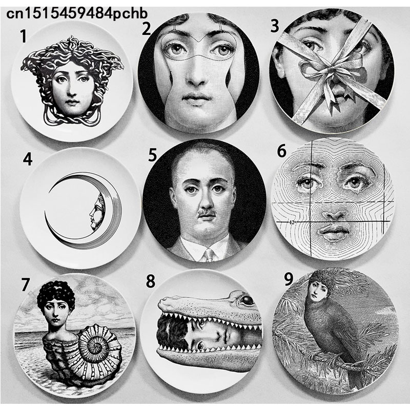 Buy crafts fornasetti decoration maison for Decoration maison aliexpress