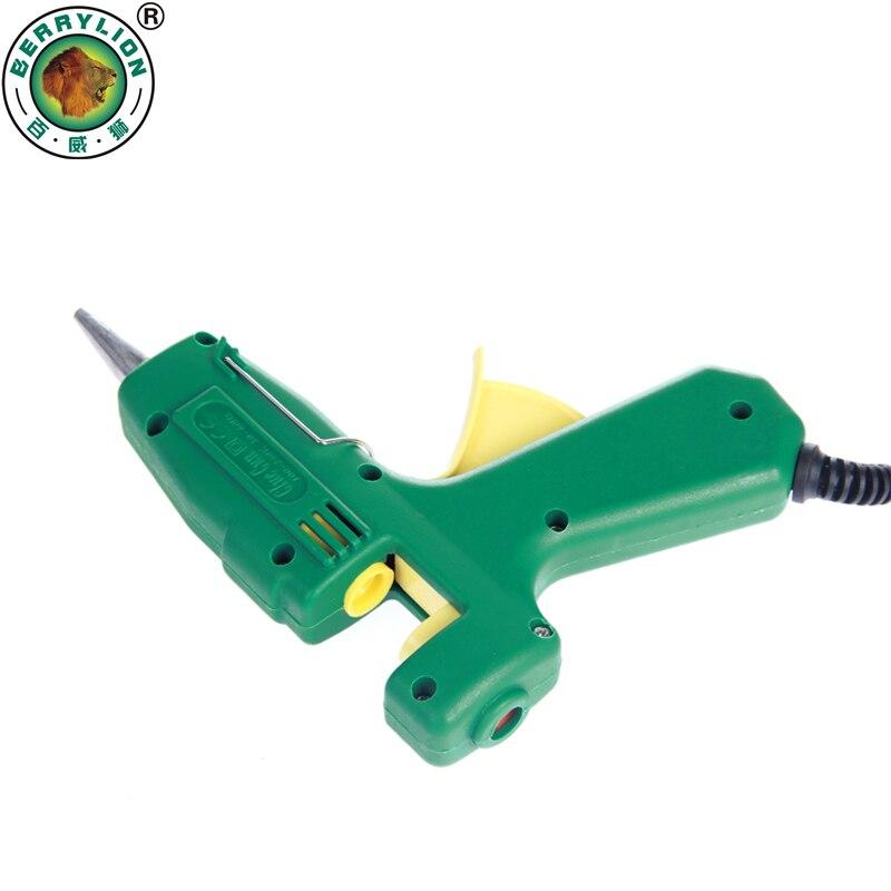 Pistola per colla a caldo professionale 20W Strumento per riparazione - Utensili elettrici - Fotografia 2