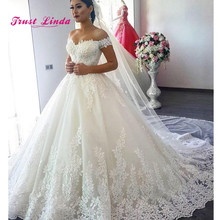 trust linda Gorgeous Brides Dresses For Weddings Ball Gown