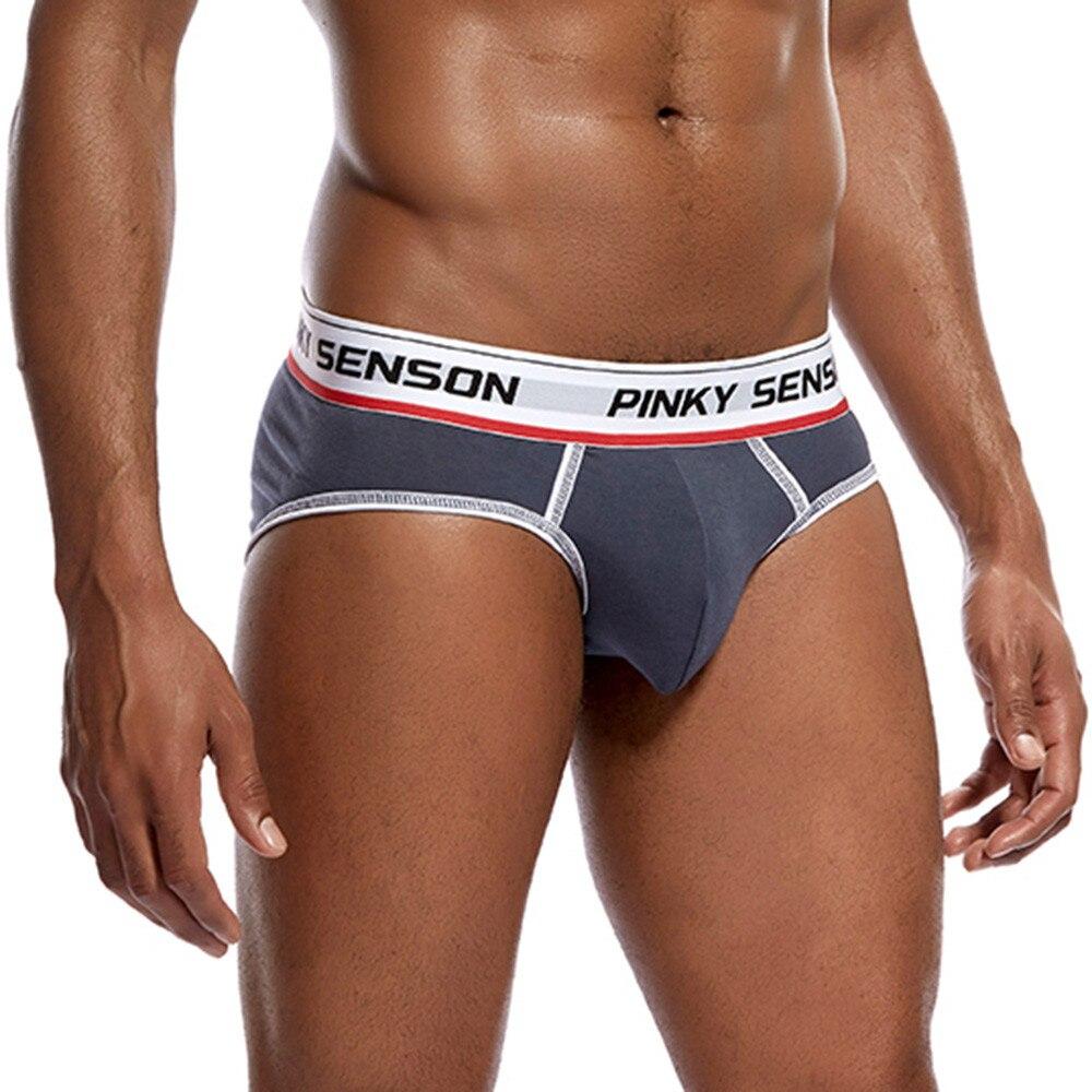 FeiTong sexy men underwear V pouch slip cueca male panties Mens brief modal briefs men's underpant man brand men shorts S-2XL