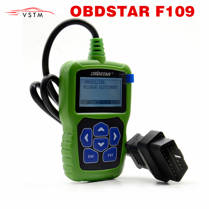 2018 New OBDSTAR F109 Pin Code Calculator for SUZUKI with Immobiliser and Odometer Function Pin Code Calculator F 109 Free ship-in Auto Key Programmers from Automobiles & Motorcycles