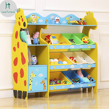 Merveilleux Louis Fashion Childrens Toys Baby Storage Cabinet Shelves Nursery Books  Picture(China)