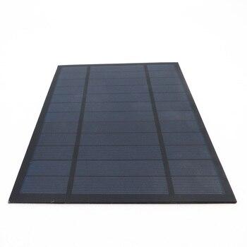 Solar Cell Module 6W 6V 1000mA 5
