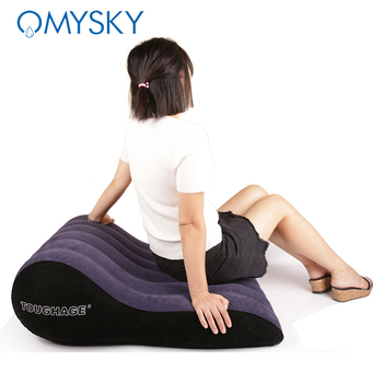 inflatable sex sofa furniture for couples portable pillow sexual positions support cushions adult sexy bed helpful sex sofas pad OMYSKY Inflatable Sex Sofa Bed Furniture Couples Love Sex Chair Pillow Adult Sex Furniture Adult Couples Games Stimulate Sex Toy