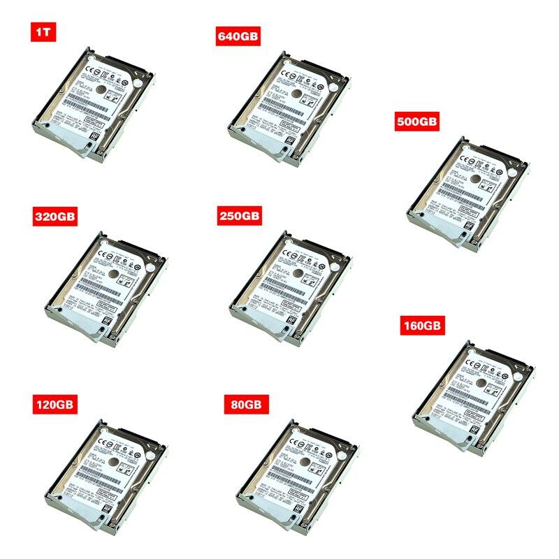 For Sony PS3 Slim 4000 Console Internal Hard Drive Disk 640GB/500GB/320GB/250GB/120GB 2.5