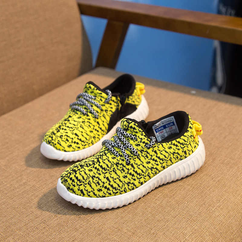 791928fd1 ... Kids Shoes Running Children Air Sta Sport Ultras Pure Athletic  Breathable NMD Outdoor West Girls Boys ...